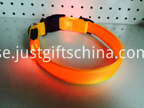 Promotional Pet Night Safety Led Collar