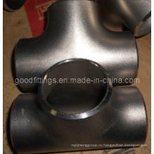 Равный тройник PED 3.1 Нержавеющая сталь