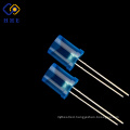 New arrival product 8mm blue diffused super bright led diode