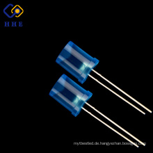 Neue Ankunft Produkt 8mm blau diffundiert super helle LED-Diode