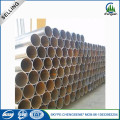 Bahan Contruction DIN Spiral Submerged Welded Pipe