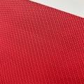 Diseño cuadrado que teje el cuero de la PU para los bolsos de señora