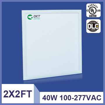 UL cUL DLC 2*2FT led flat panel lights Samsung Chip