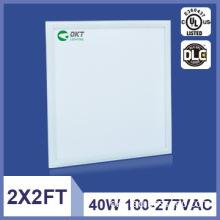 UL cUL DLC 2*2FT led flat panel lights for residential lighting