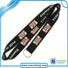 Custom Nylon Rope Crimps Lanyard Material