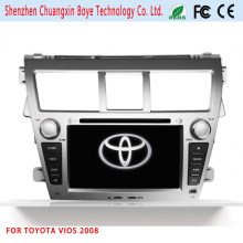 Auto DVD GPS Navigation für Toyota Vios 2008