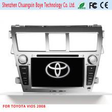 Navegación del coche DVD GPS para Toyota Vios 2008