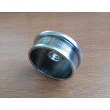 Fábrica de piezas que muele del metal que trabaja a máquina galvanizado personalizado del CNC