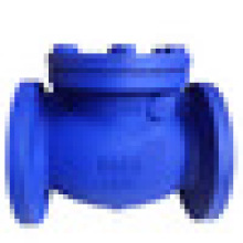 Wafer & Swing Ductile Iron Check Valve DN80 with Epoxy Coated Painting