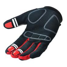 Custom Full Finger Fahrrad Handschuhe Bike Riding Winddichte Mountain Biking Handschuhe Radfahren Winter Bike Handschuhe