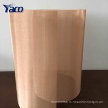 Fábrica de malla de alambre de cobre y bronce fosforado