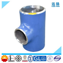 T de aço de alta qualidade ASTM A234 Wp11 Wp12
