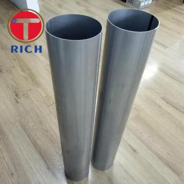 127x1.5 Large Diameter&Thin Wall Aluminized Steel Tubes