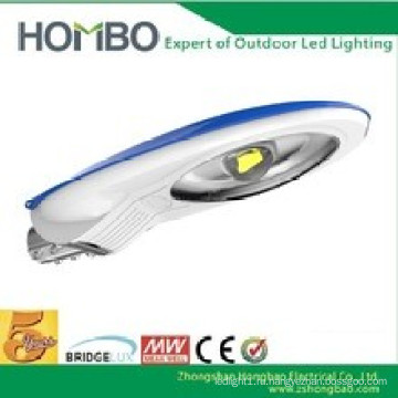 Высокое качество Светодиодный уличный свет 20W ~ 50W Гибридные солнечные лампы COB LED Highway Park Walkway Светодиодное освещение Водонепроницаемая горячая продажа
