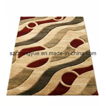 Hand Tufted Wool Carpet with Latex Backing