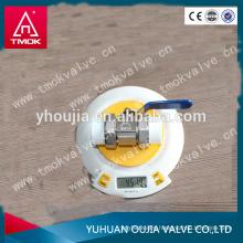 TMOK ball valve spindle