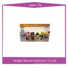 Cartoon PVC Clip with Photo Clip