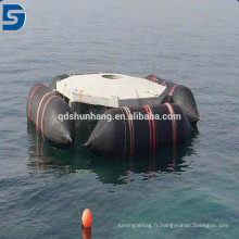 Airbags en caoutchouc gonflables pour le lancement de bateau et le levage lourd