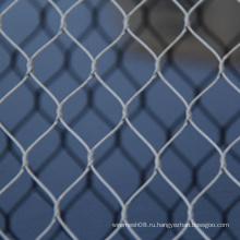Нержавеющей стальной трос сетки для украшения