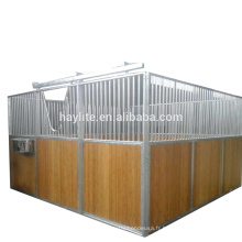 Cheval pas cher panneau stable plaque de bambou cheval boîtes
