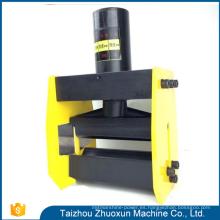 Buena herramienta hidráulica del canal doblador de la letra del canal de acero que dobla la máquina vendedora caliente de la barra del CNC