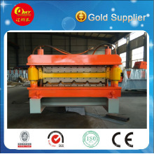 Metal Profilel Double Layer Roll Forming Machine