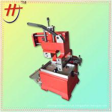 T Atacado ou varejo de mesa aberto tinta bandeja manual mais barato pad máquina de impressão