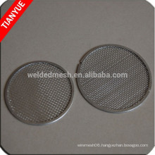 three layers ss 316L mesh filter