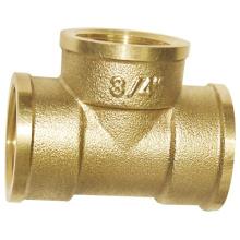 Brass Fitting/Brass Tee /Brass Compress Fitting (a. 0314)