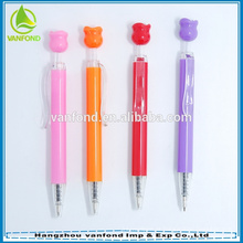 Bonita rosa em forma de caneta de brinquedo tamanho mini promoção