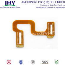 PCB flexible de doble cara con base de cobre