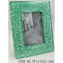Fashion Fused Glass Photo Frame
