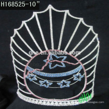 Новые дизайны Rhinestone Crown Summer