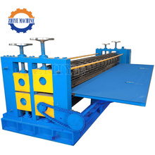 Roof/Wall Plate Forming Machine