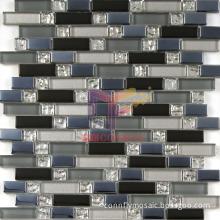 Decorative Construction Materials, Crystal Mosaic Tiles (CFS546)