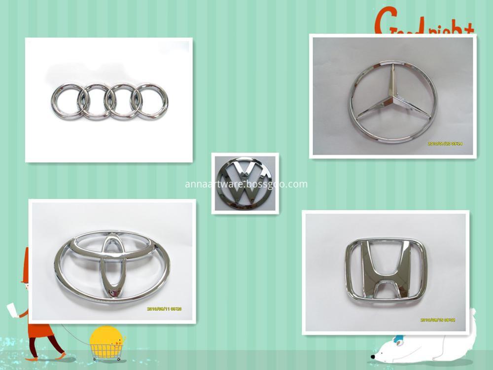 Car Badges For Sale
