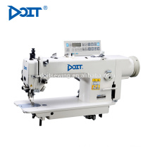 DT0303-D3 High speed Heavy Duty Top and Bottom Feed Computer Lockstitch Industrial Sewing Machine