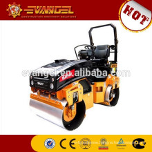 Hot SANY 13T STR130C-6 mini double drum road roller