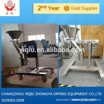 KZL Fast granulate machine