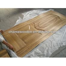 Preiswerter Preis aller Art natürliche Furniertürhaut Sperrholz