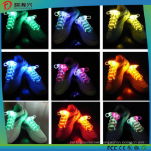 High Quality Christmas Gift of LED Shoe Lace
