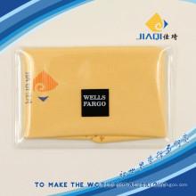 Tissu nettoyant optique avec emballage pvc