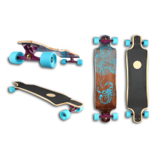 Canadian Maple Longboard (LCB-91)