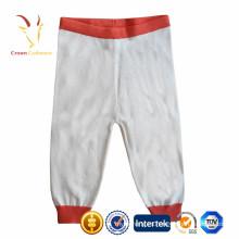 Pura cachemira Baby Girl Pants Kids Pants Custom