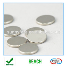 permanent round magnet for mobile