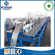 Stainless Steel Security Door Fireproof Door Frame Roll Forming Machine