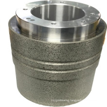 Tap roller ball bearing profile roller