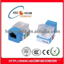 Modules RJ45 Cat 5E
