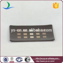 YSb50073-01-sd modernen Design Keramik Bad Seife Gericht Produkte
