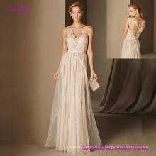 Spitze Applique Elegantes Hochzeitskleid